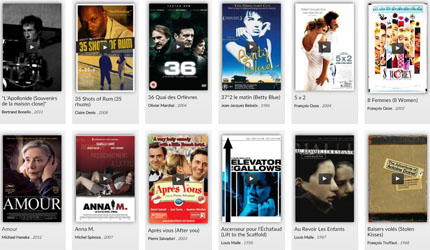 Watch films and documentaries online from home!