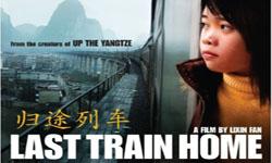 True Stories : Last Train Home