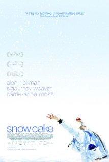 Der Geschmack von Schnee  (Snow Cake)